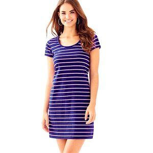 Lilly Pulitzer Striped Beacon Dress L